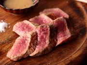 このお肉がこのお値段で!と人気のメニューです