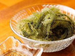 当店自慢の沖縄料理のラインナップ!!