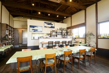能登島San‐souciでのランチ・ディナーご予約のお客様向けになります。 予約限定となっております。