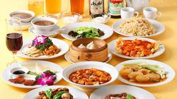 ロブスター、アワビ、フカヒレ、北京ダック等など七福の豪華食材をふんだんに使用した特別コース