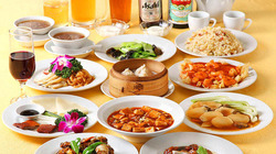 中華の人気メニューを集めました。3時間飲み放題は生ビールも飲み放題OKなのも嬉しい!