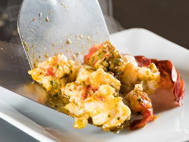 プリッとした食感、濃厚な味噌の風味がたまらない『ロブスター』
