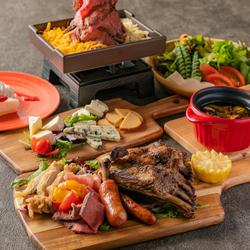 【魚尽くしコース】料理長厳選の旬の食材、新鮮なお魚料理を目一杯楽しみたい方にお勧めのコース!
