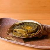 寿司だけにとどまらず、料理人の創り出す至極の料理