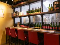 醸造所を眺めアラカルトとワインを愉しむ「テイスティングラボ」