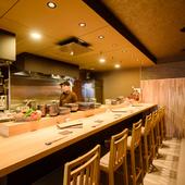 季節の本格和食を丁寧な手仕事で繰り出す、もりの里の人気店