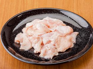 肉厚で食べ応えもばっちり。臭みもない『塩ホルモン』