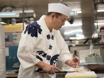 日本料理の伝統を守りつつ、海外からのお客様にも細やかな配慮