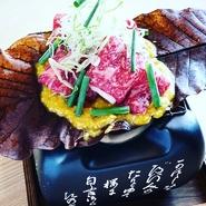 宮崎牛を使用した味噌しゃぶコース。会食・宴会に是非ご利用ください。+1500円で飲み放題もお付けします。※詳細は「コースページ」参照ください。 (写真はイメージです)
