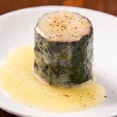 ズッキーニとチーズのハーモニー『ズッキーニ 吉田牧場ラクレットチーズ添え』