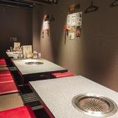美味しい料理と居心地の良い空間でゲストのハートをつかむ