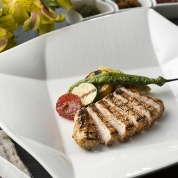 Summer Grill Dinner Course_A