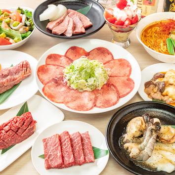 2時間食べ放題・Janコース・2680円(税別)