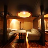 ハイクラスホテルにありつつ、カジュアルに楽しめる雰囲気が魅力