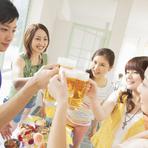 樽生ビールから人気の日本酒まで!「ひとり飲み放題」もOK
