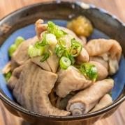 博多では定番のおつまみ。噛むほどに旨味が広がります。