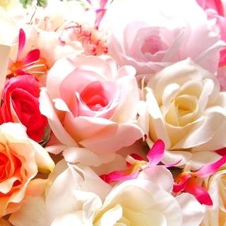 【歓送迎会特典】「花束」「名前入り焼酎ボトル」無料贈呈