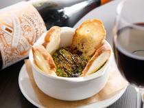 ワインと合わせたい『ホタテ貝柱の香草パン粉焼き』