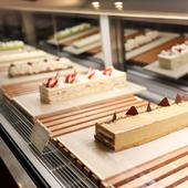 アジア大会優勝パティシエによる焼き菓子&ケーキを満喫『デザートブッフェ』