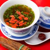 台湾料理・薬膳料理と相性のよい紹興酒も充実の品揃え