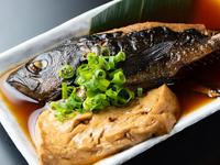 高級魚メバルの煮付も手ごろな値段『メバルの煮つけ(豆腐付き)』