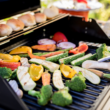 ●Grill course