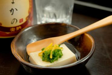 手づくりだからこそ生まれる味と香り『なかの自家製豆腐』