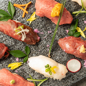 馬肉のお寿司(2貫)