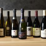 その都度リストがブラッシュアップされる世界各国のワイン