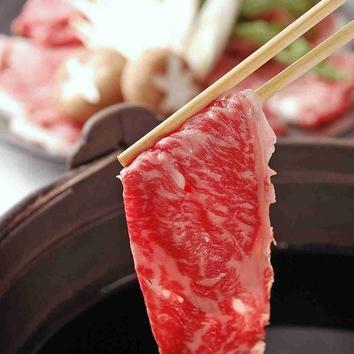□しゃぶしゃぶ・鍋食べ放題コース 冬期限定(11~3月)