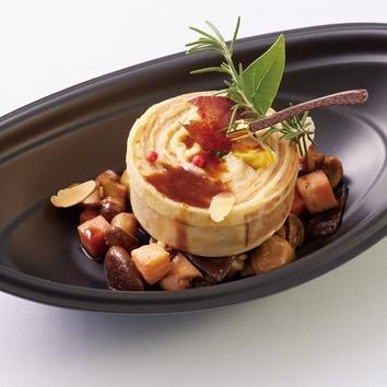 【ディナー】季節の料理を楽しむセゾンS