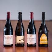 ブルゴーニュ、ボルドーを中心としたフランス産のワインが充実