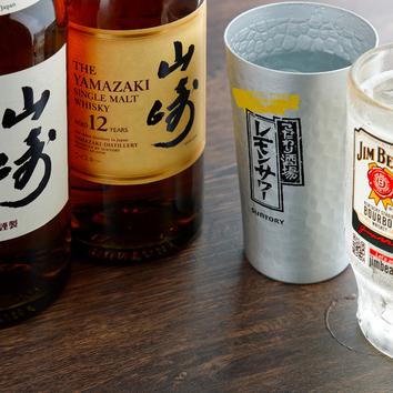 ◆<当日OK>単品飲み放題2時間 2,500円→1,500円◆