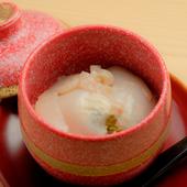 煮蛤 蒸し寿司 (タレなし)