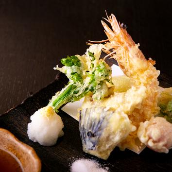 <季節のコース>海鮮鍋