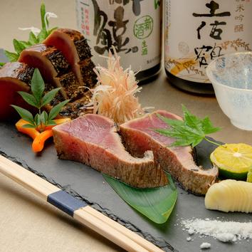 【全6品】お造り・お寿司含む 5500円コース
