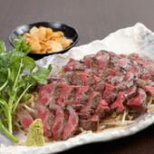 肉の旨味を存分に味わえる『ポンドUPステーキ』