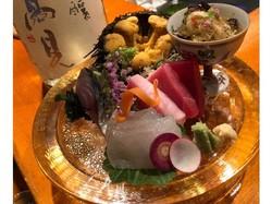 旬の魚介類とお野菜を中心に使用したコース内容となっております。