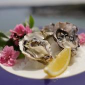 年間を通して生で味わえる、自家養殖のブランド牡蠣『伊勢志摩プレミアムオイスター 生牡蠣』