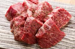 A5ランクの鹿児島県産黒毛和牛をお得に楽しめるコースです。※プラス2000円でドリンク飲み放題に!