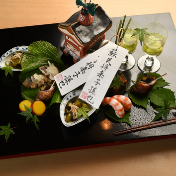 <昼>おまかせコース 15,000円