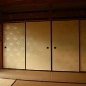 江戸時代から400年以上続く、京文化を代表する「唐長」の襖