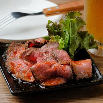 ◆赤身肉ステーキコース<90分飲み放題付>◆