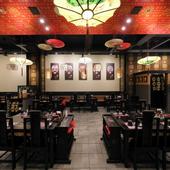 料理だけではなく、中国の文化も感じられるのが魅力