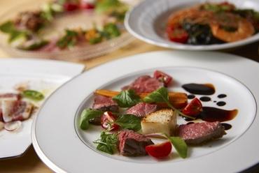 熊本、高知をはじめ全国各地の食材で魅せる『お任せコース』