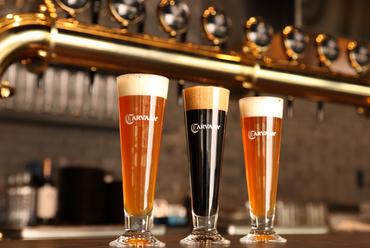 世界各国から厳選した原料でつくる『プレミアムビール』