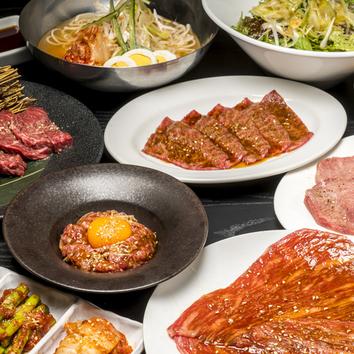 「深谷ねぎ」使用のねぎタンが食べられる定番黒田コース◆4500円