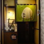 「花畑町駅」より徒歩2分。雰囲気も味もデートにぴったりの店