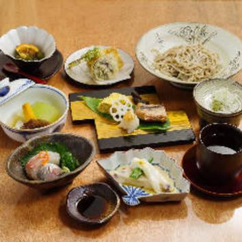 ◆ランチ昼会席[全7品]4600円