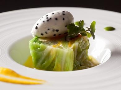 ミッシェル・トラマ氏にリスペクトを込めて『県産野菜のプレス』